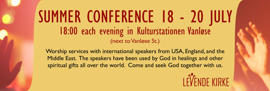 Summer Conference 18 - 20 July